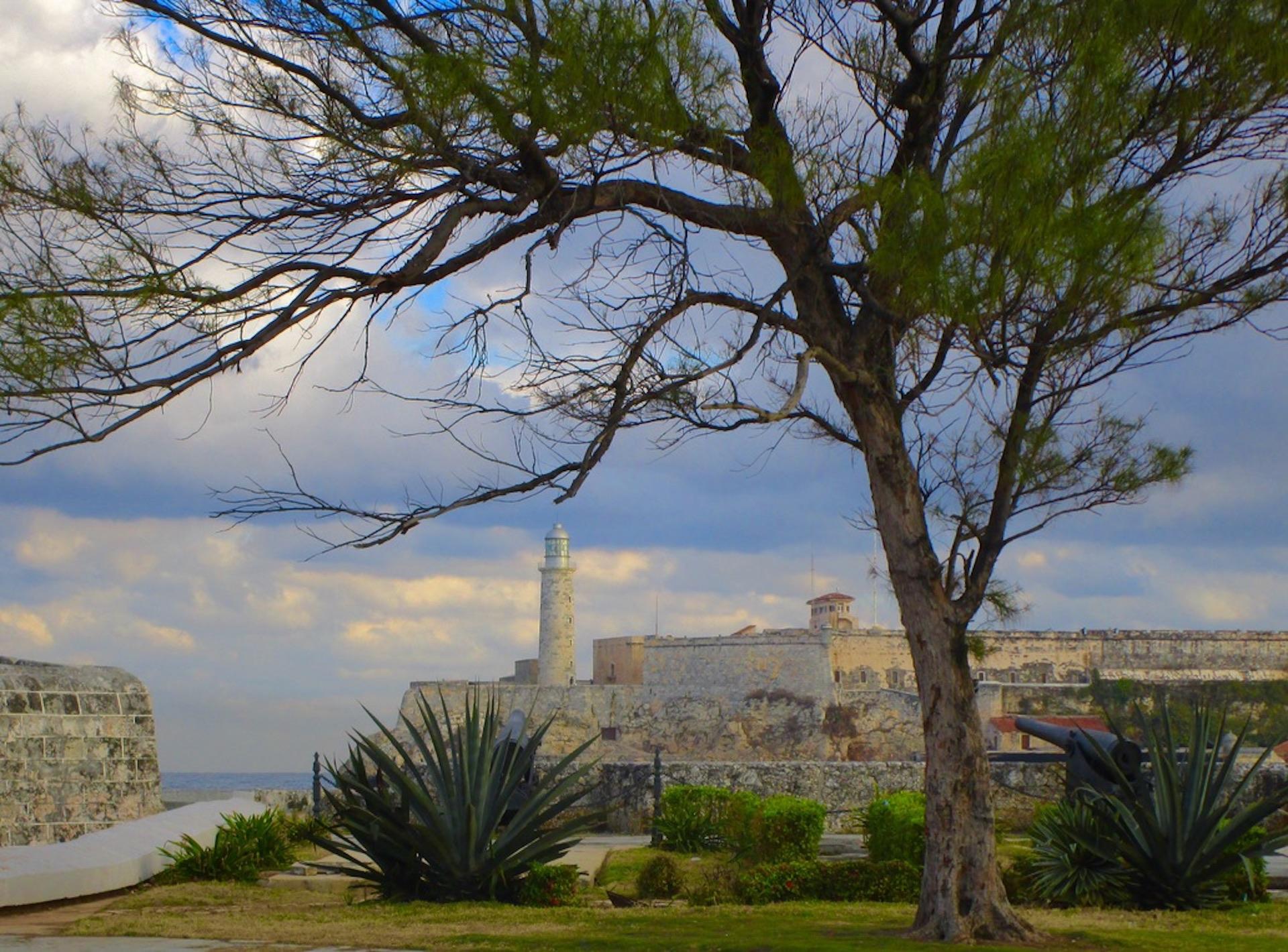 <center>EL MORRO FORTRESS</center>
