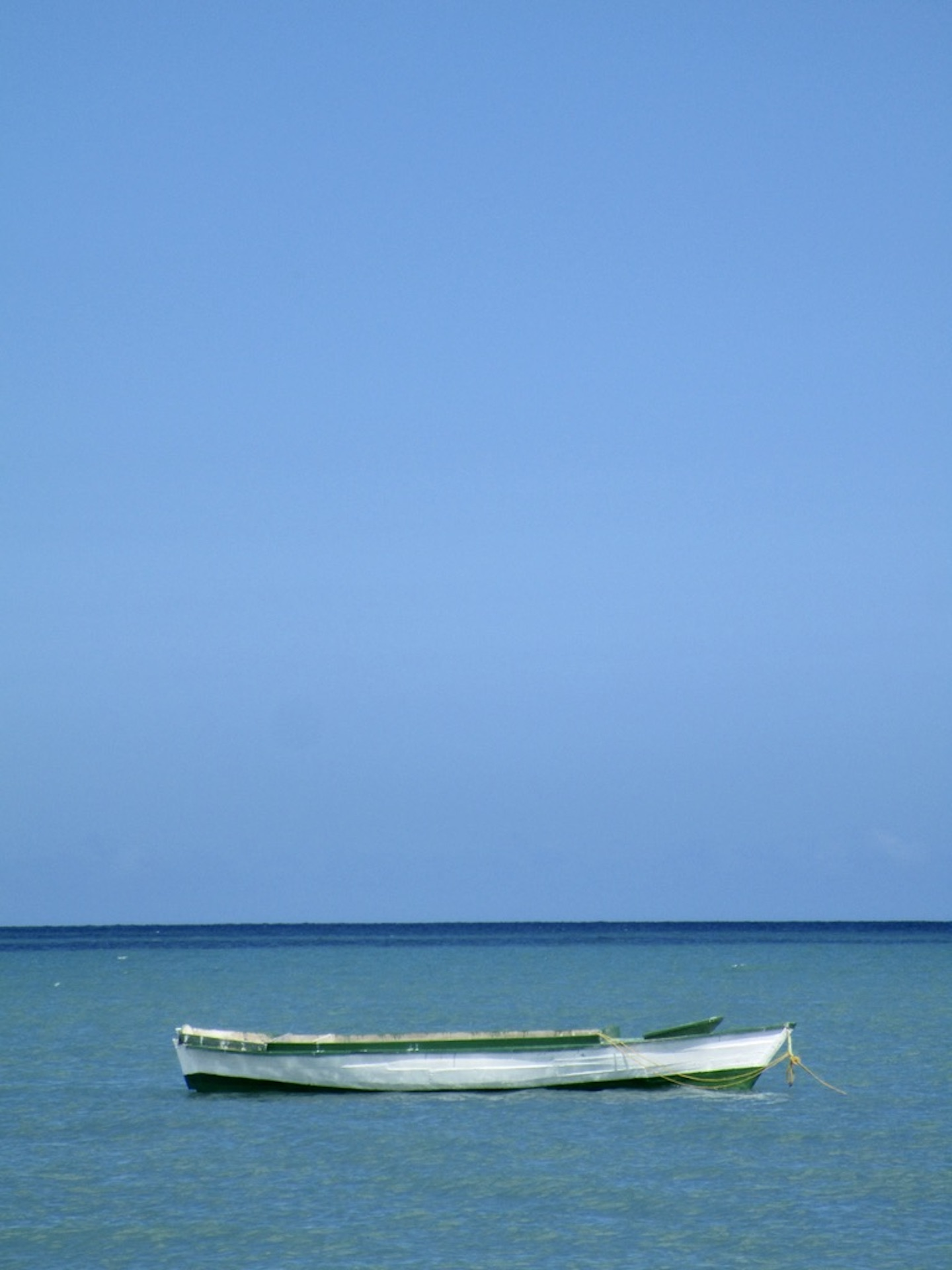 <center>CARIBBEAN FISHING BOAT; MANAURE, COLOMBIA</center>