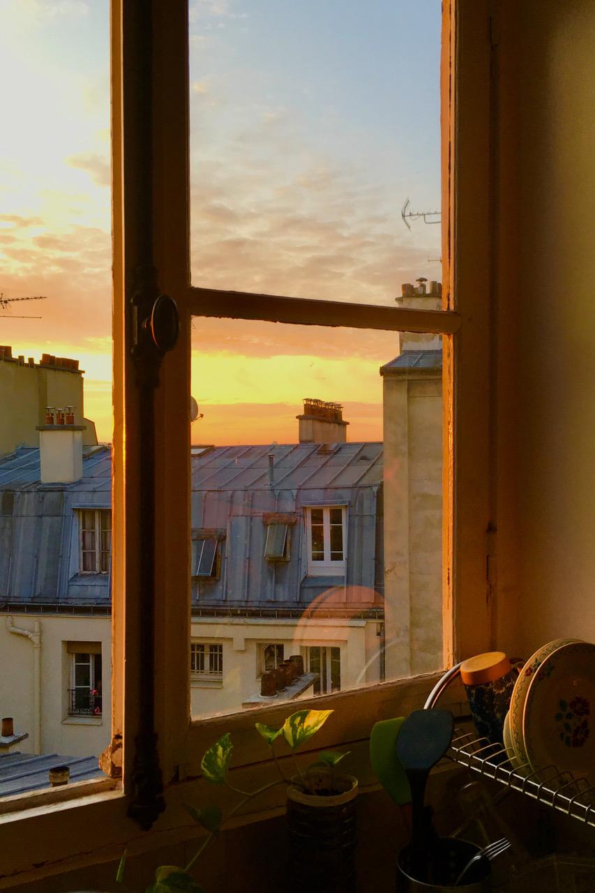 Dawn Over Goutte D'Or